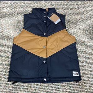 The North Face Puffy Vest!